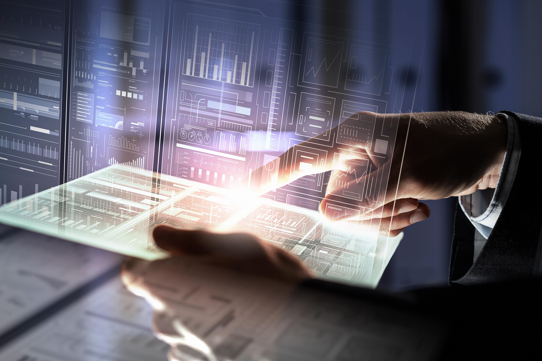 Big data stock