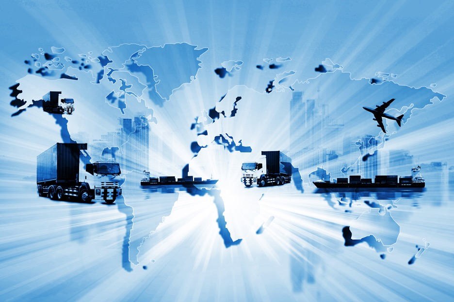 global freight image